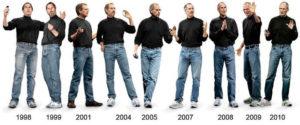 スティーブ・ジョブズは何故いつも同じ服だったのか