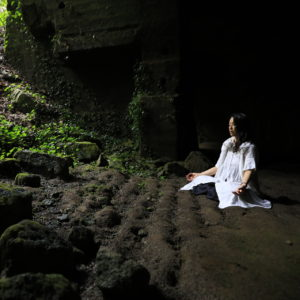 """天空の城ラピュタに学ぶ """"グラウンディング""""瞑想"""